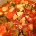 Ciambotta – Italian Vegetable Stew