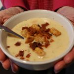 Palate Pleasing Creamy Potato Soup!